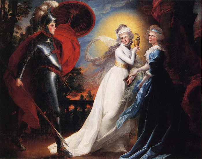 Paintings John Singleton Copley