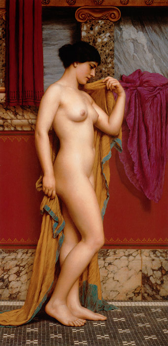 Paintings John William Godward