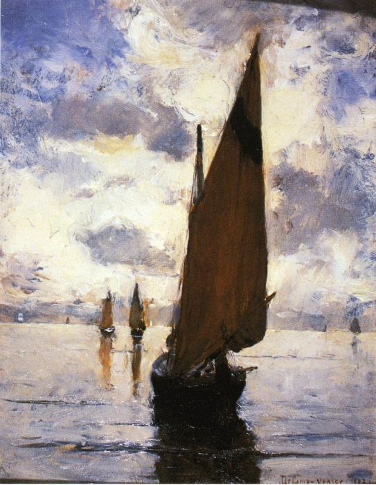 Paintings Joseph Decamp