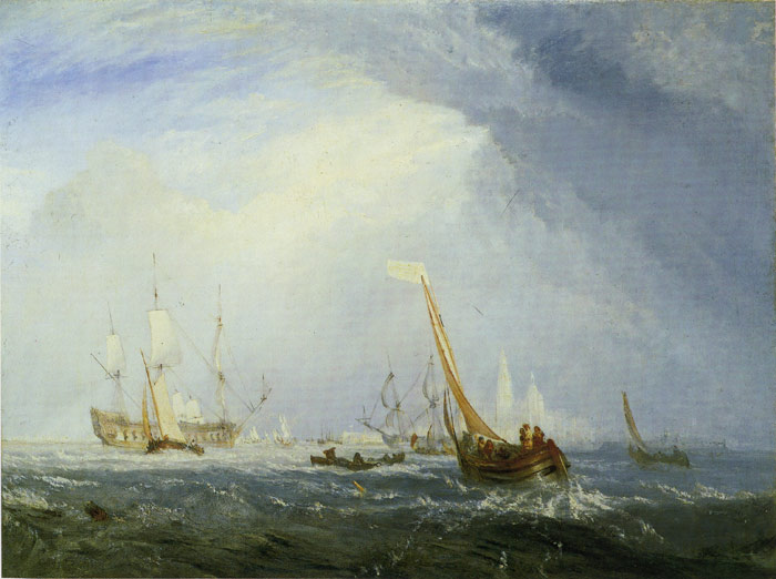 a biography of turner joseph mallord william Joseph mallord william turner was born in 1775 in london's covent garden he entered the royal academy schools at the age of 14, and exhibited at the royal academy.
