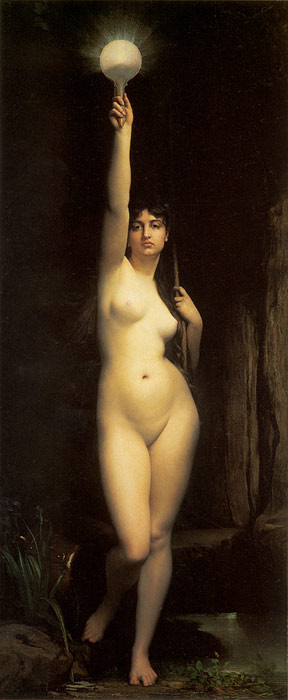 Jules Joseph Lefebvre Reproductions-Truth, 1870