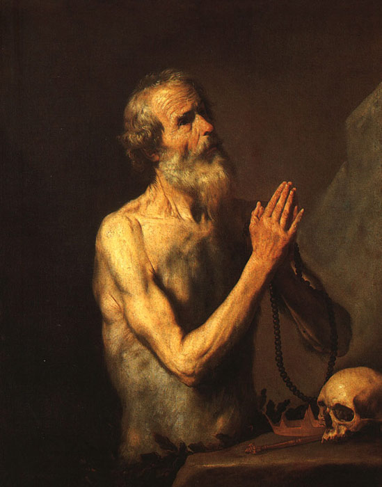 Paintings Jusepe de Ribera