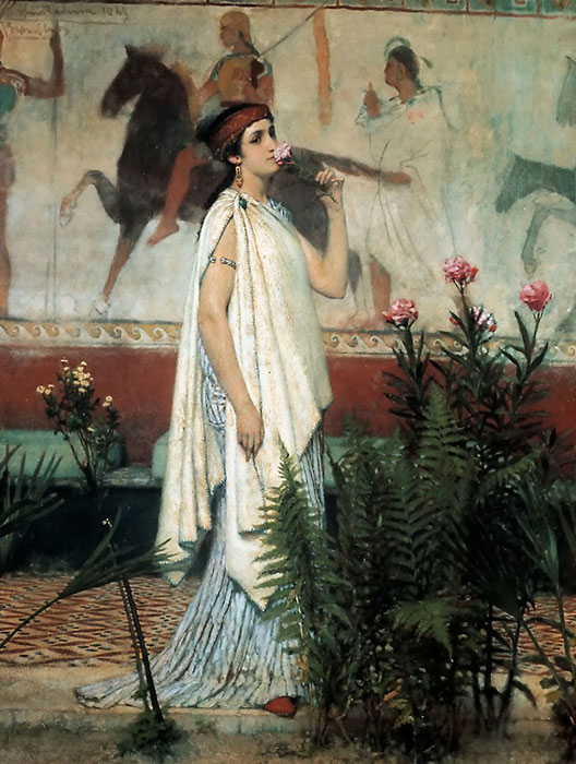 Paintings Sir Lawrence Alma-Tadema