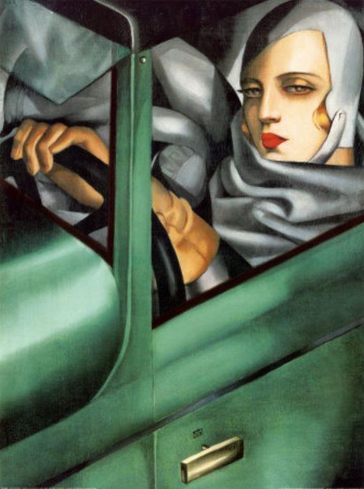 Surrealism, Cubism paintings