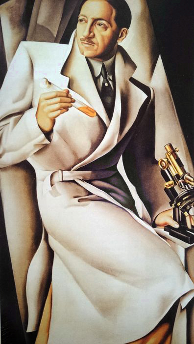 Paintings Tamara de Lempicka