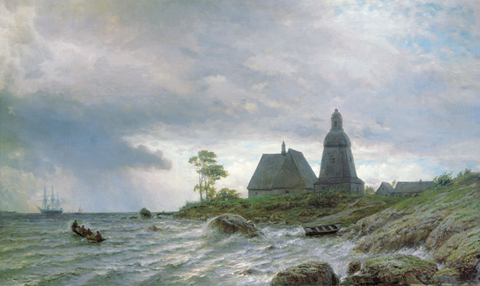 Paintings Lev Feliksovich Lagorio
