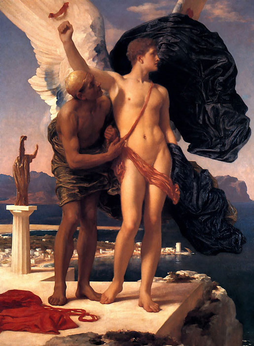Paintings Lord Frederick Leighton