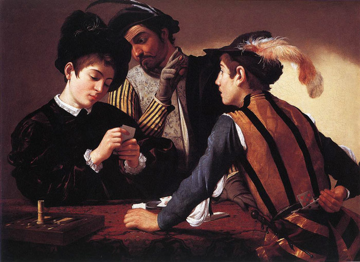 Paintings Michelangelo Merisi da Caravaggio