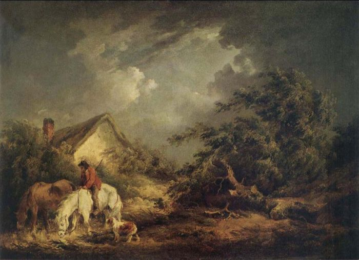 Paintings George Morland