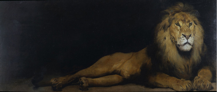 Aime Nicolas Morot Reproductions-Lion