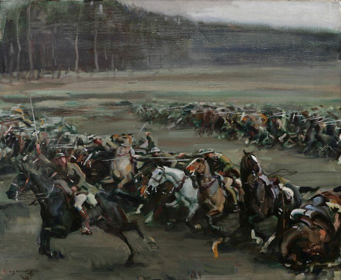 Paintings Sir Alfred Munnings