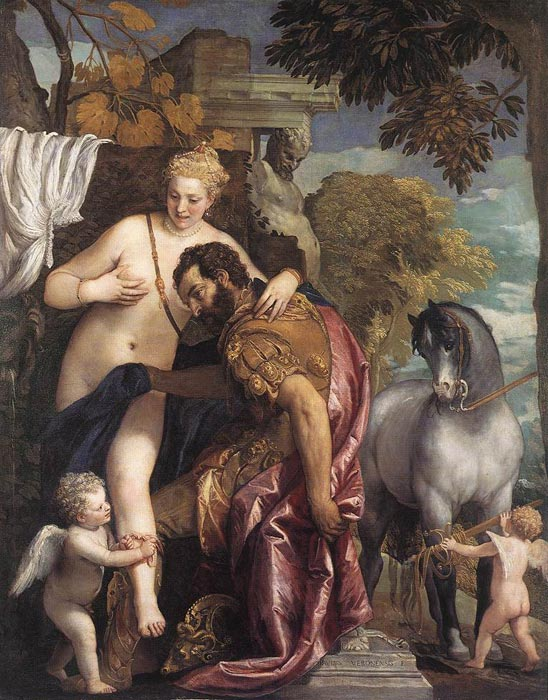 Mannerism Paintings