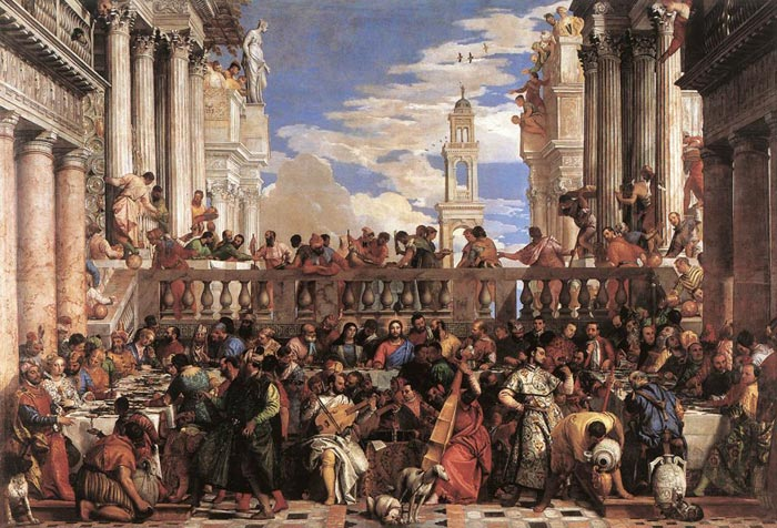Paintings Paolo Veronese