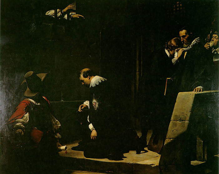 Paintings Delaroche, Paul