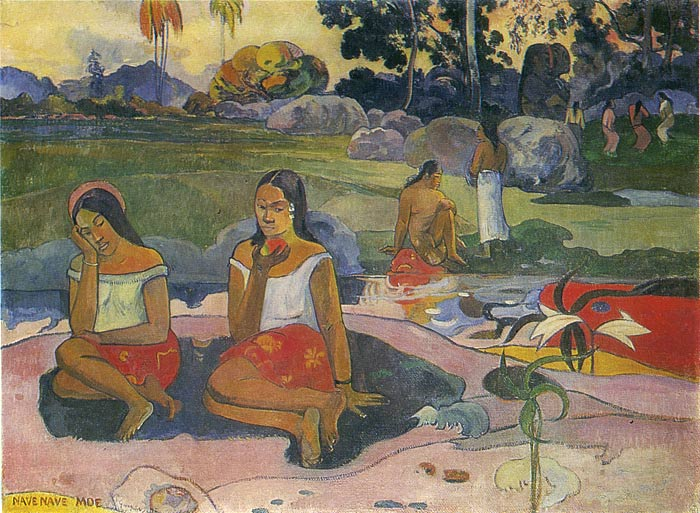 Paintings Paul Gauguin