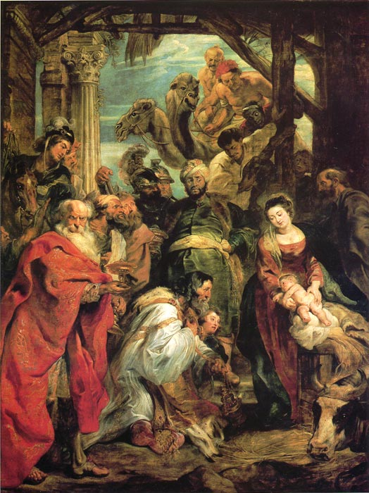 Famous religious christmas paintings religious paintings 1
