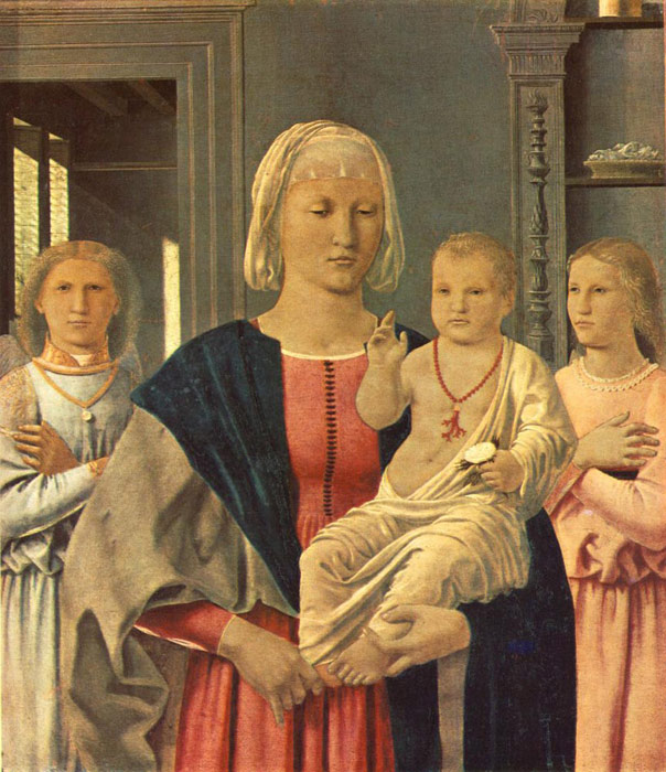 Paintings Piero dela Francesca