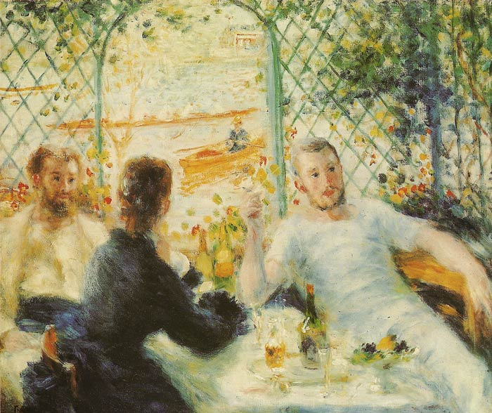 Paintings Reproductions Renoir, Pierre Auguste The Luncheon of the Boating Party, 1879