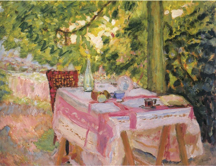 Paintings Bonnard, Pierre