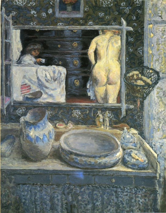 Paintings Pierre Bonnard