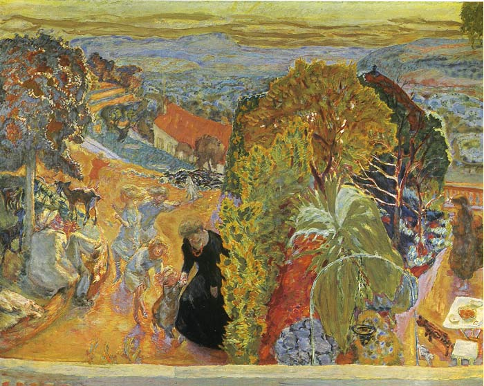 Paintings Reproductions Bonnard, Pierre Summer. Dance, 1912