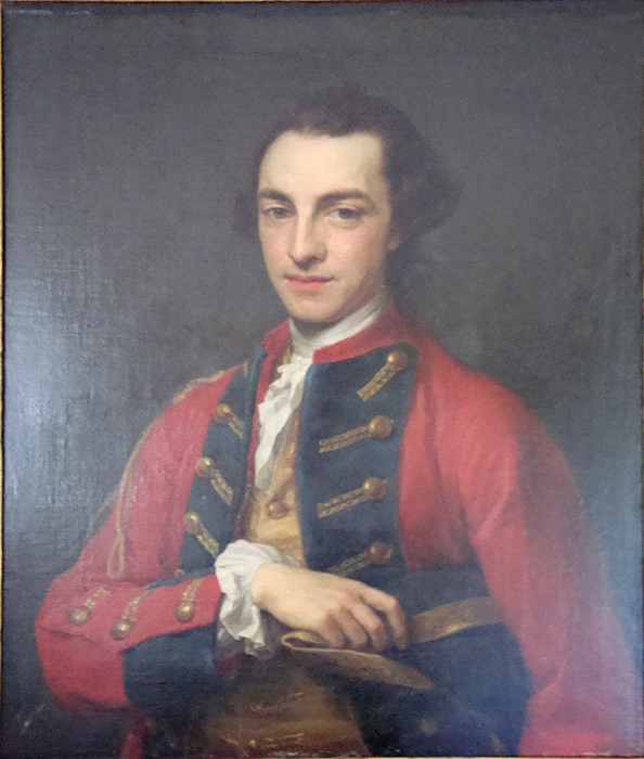 Paintings Reproductions Custom Paintings Portrait of Batoni, 1761
