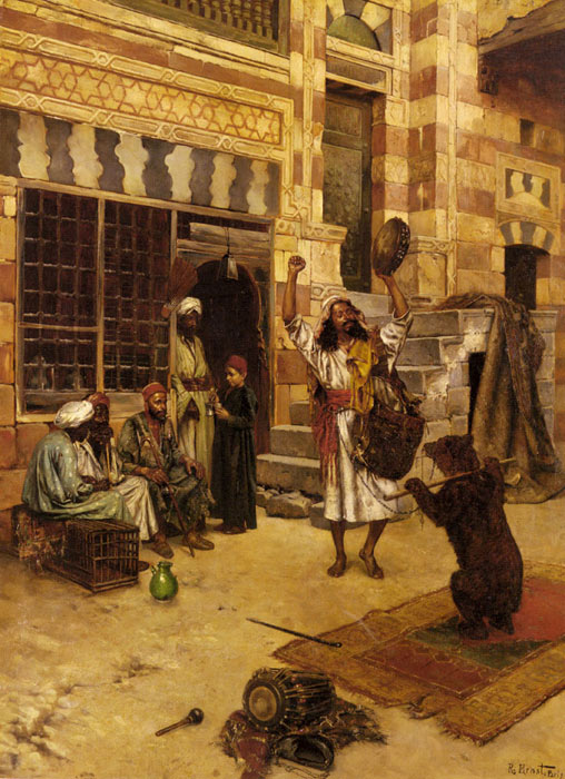Rudolf Ernst Reproductions-An Afternoon Show