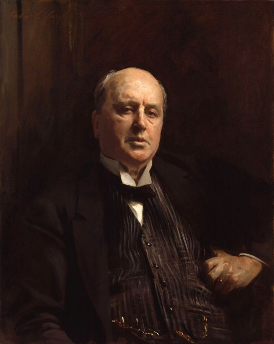 Portrait of Henry James Sargent, John Singer Painting Reproductions