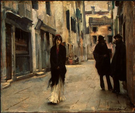 Paintings John Singer Sargent