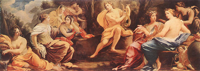 Paintings Vouet, Simon