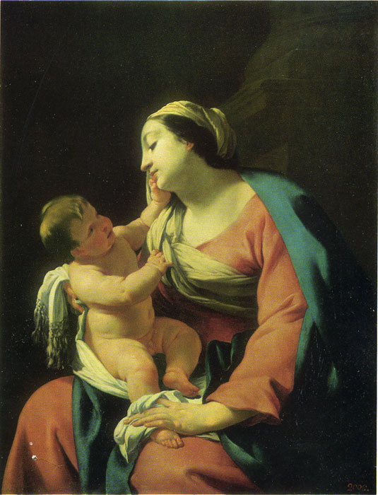 Paintings Simon Vouet