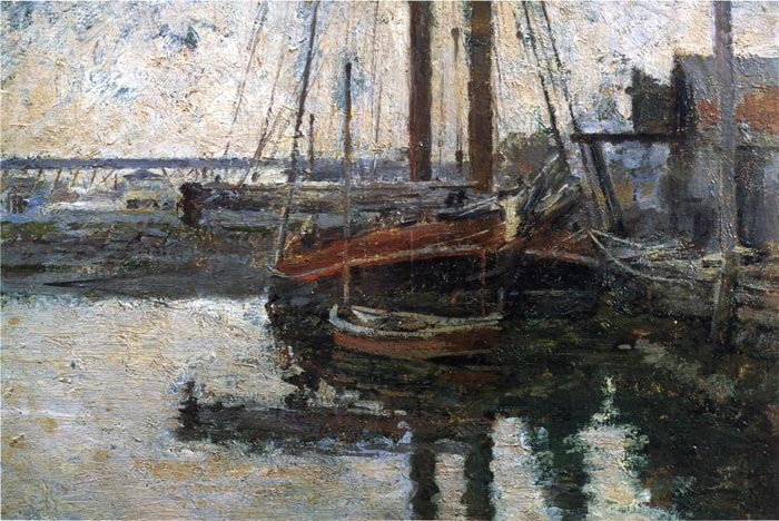 Paintings Theodore Robinson