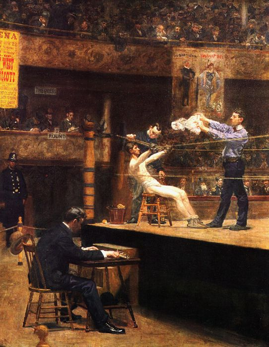 Paintings Thomas Eakins