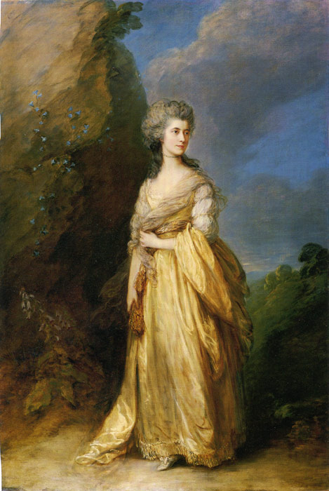 Paintings Thomas Gainsborough