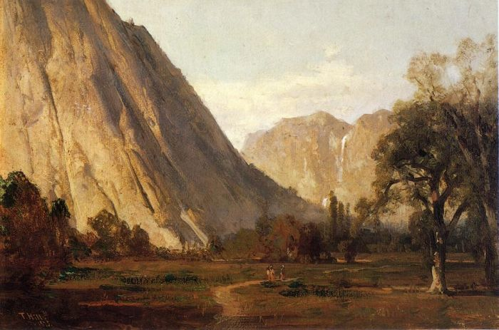 Thomas HillReproductions-Yosemite, 1875