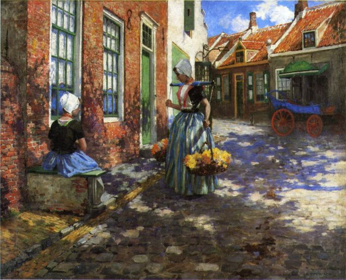 Paintings Thomas Hovenden