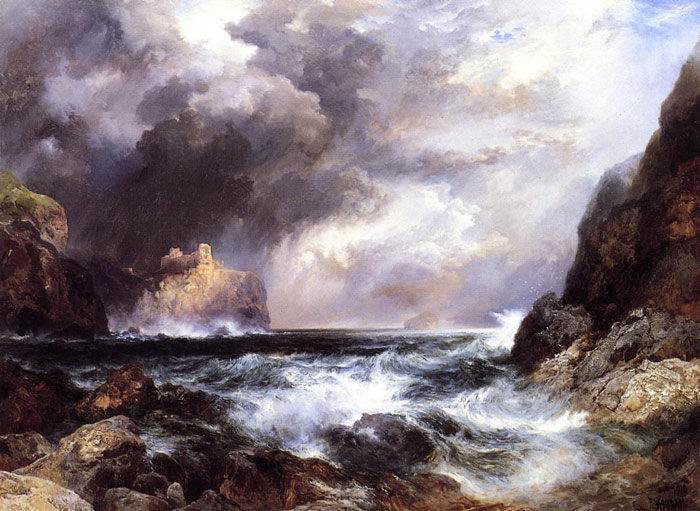 Thomas Moran Paintings
