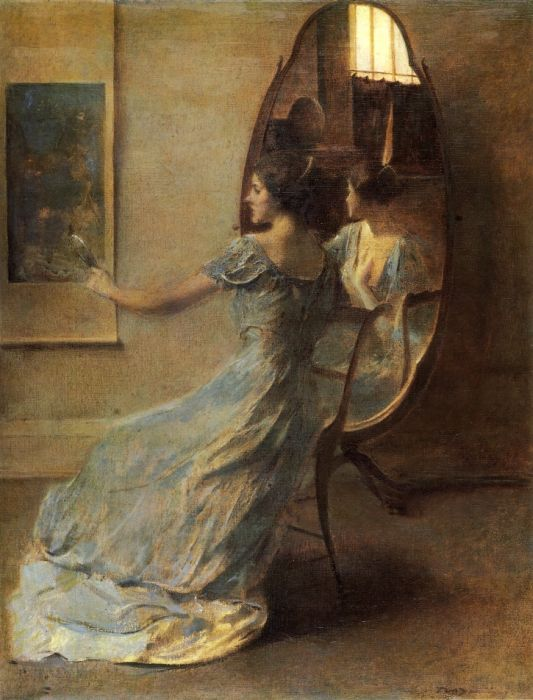 Paintings Thomas Wilmer Dewing