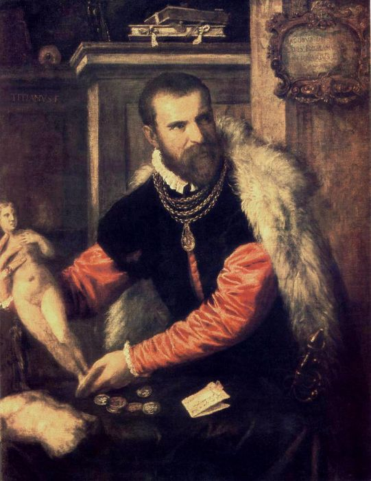 Paintings Tiziano Vicellio Titian