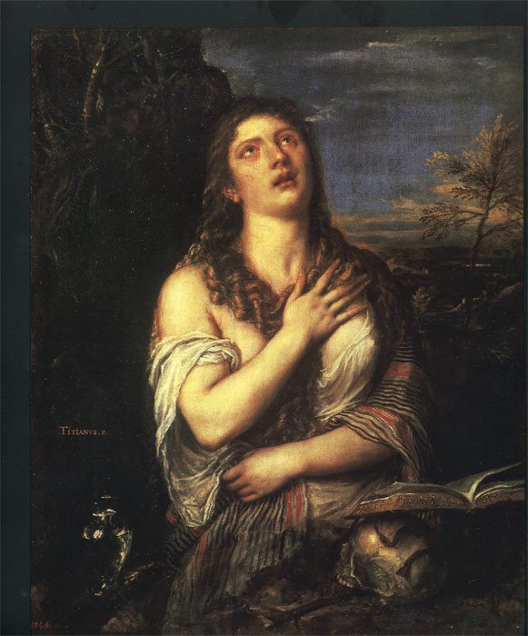 Paintings Titian, Tiziano Vicellio