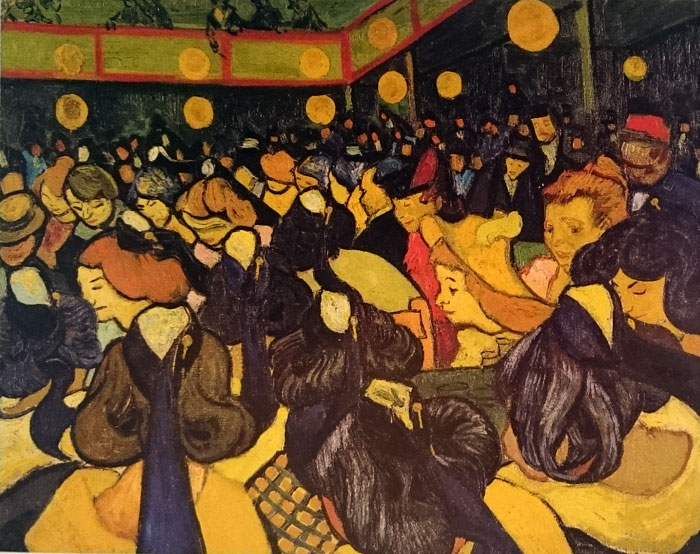 Paintings Reproductions Vincent van Gogh The Dance Hall at Arles, 1888