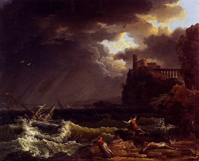 Paintings Vernet, Claude-Joseph