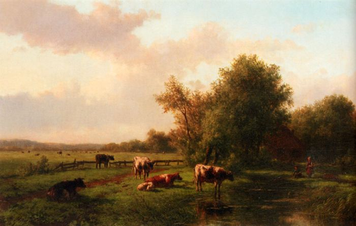 Paintings Willem Vester