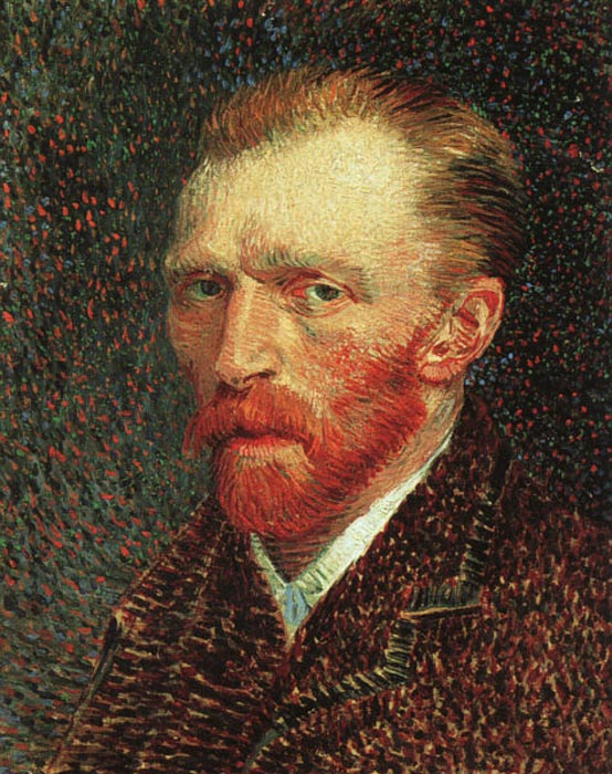Paintings Reproductions Vincent van Gogh Self-Portrait, 1886-1887