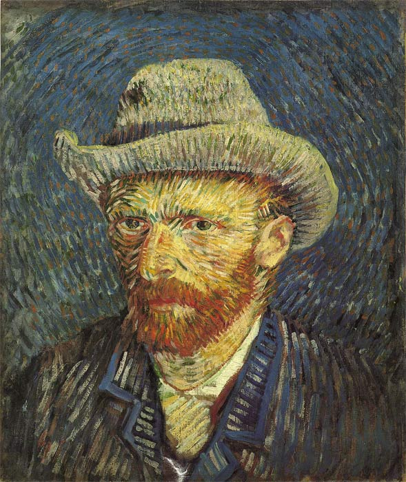 Paintings Vincent van Gogh
