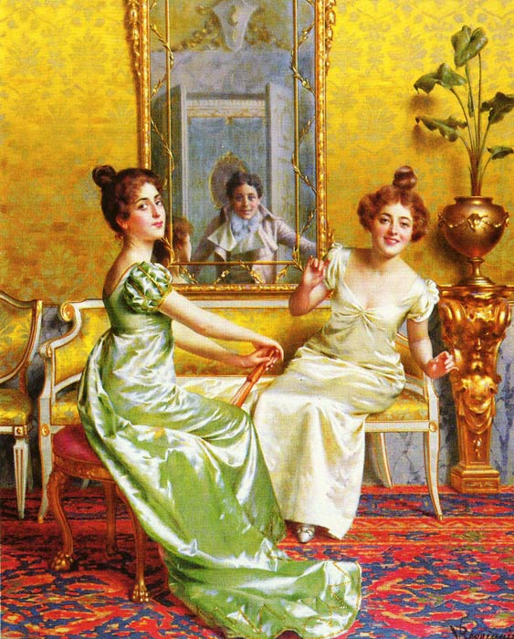 Vittorio Reggianini Reproductions-Surprise !
