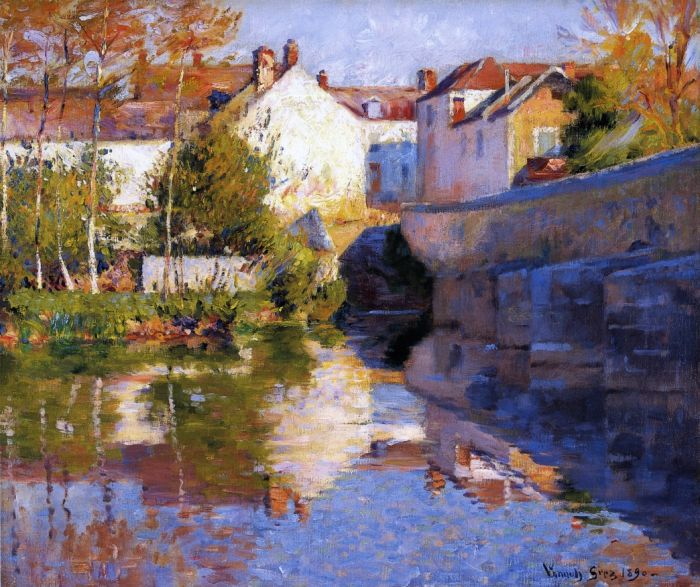 Paintings Robert  Vonnoh