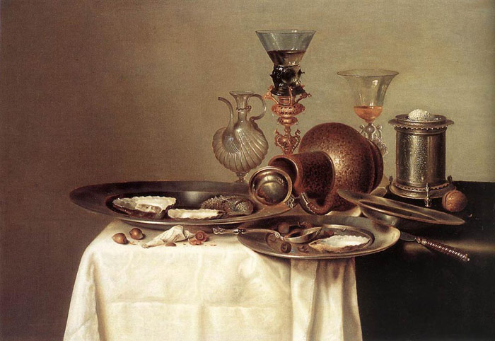Paintings Heda, Willem Claesz