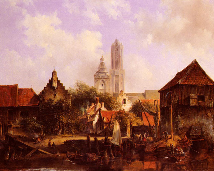Paintings Willem  Roelofs
