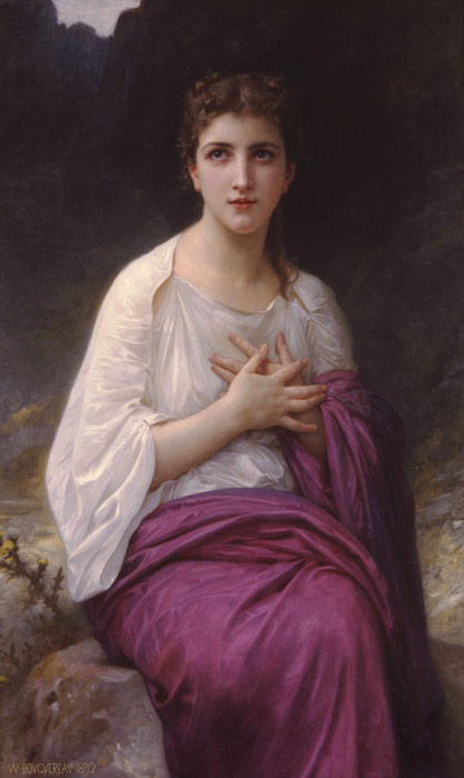 Paintings William Bouguereau